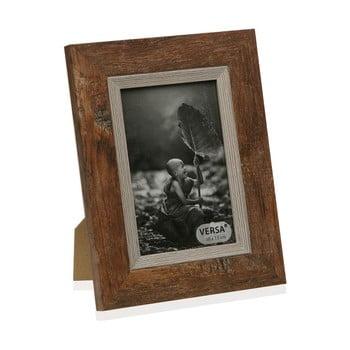 Ramă foto din lemn pentru fotografie Versa Madera Marron 10x15cm