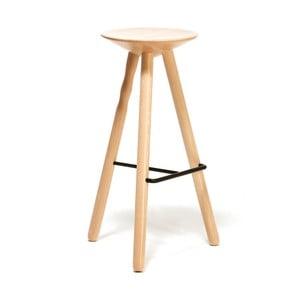Barová stolička Mobles 114 Luco, výška 60cm