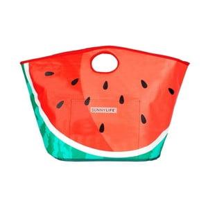 Plážová taška Sunnylife Caryall Watermelon