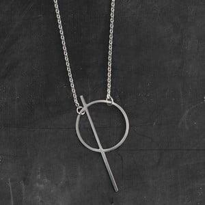 Náhrdelník Thale Silver z kolekce Geometry