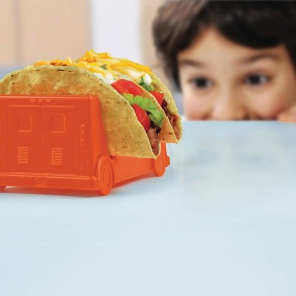 Sada 2 dětských stojánků na tacos Fred & Friends Taco Truck
