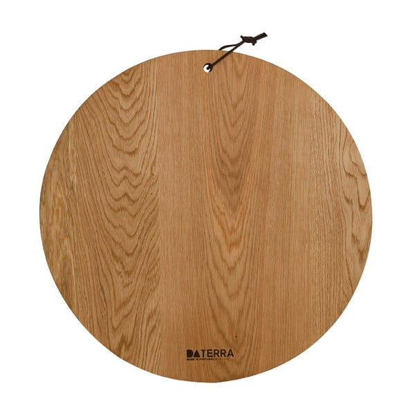 Dřevěné prkénko Circular Green