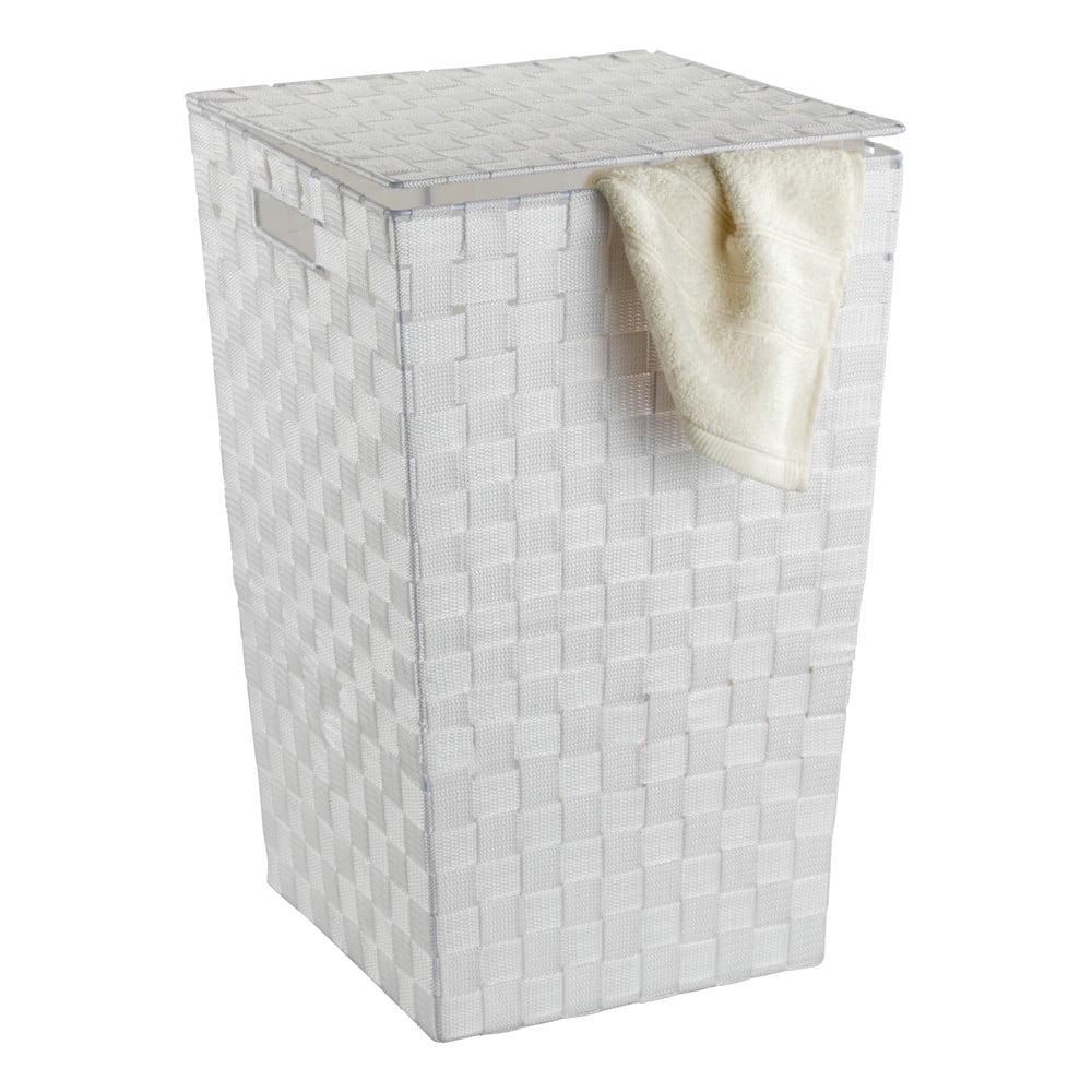 Bílý koš na prádlo Wenko Adria, 48 l