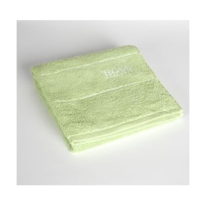 Ručník Hugo Boss Plain 30x30 cm, zelený