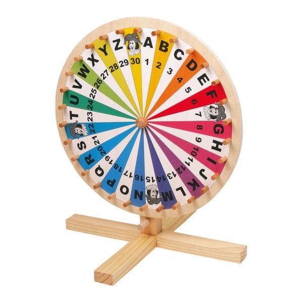 Roata norocului Legler Wheel Of Fortune