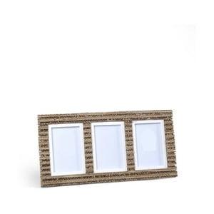Trojitý fotorámeček Carton