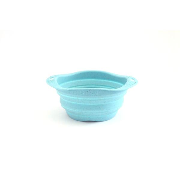 Cestovní miska Beco Travel Bowl 18.5 cm, modrá