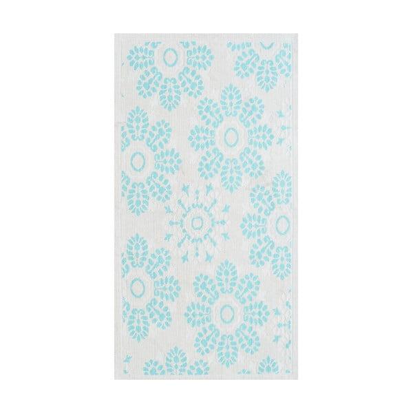 Modrý odolný koberec Vitaus Penelope, 140x200cm