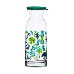 Carafă de sticlă Sagaform Fantasy, verde