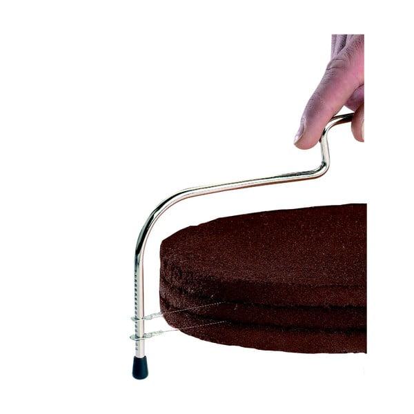 Horizontální dvojitý kráječ na dorty Simplex