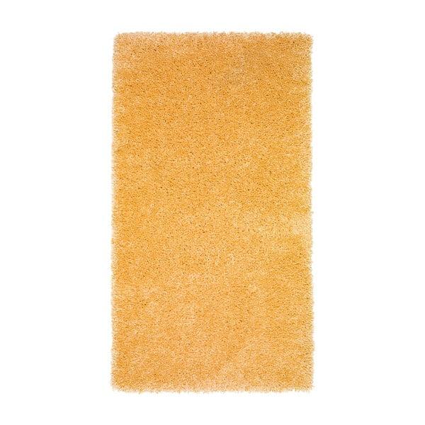 Aqua sárga szőnyeg, 125x67 cm - Universal