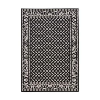 Covor pentru interior/exterior Bougari Royal 115 x 165 cm, negru de la Bougari