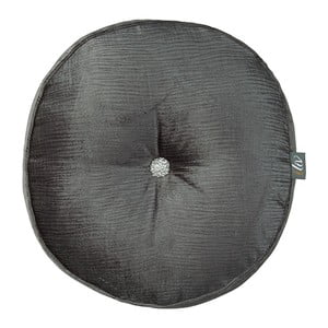 Polštář Etch Granit, 33x33 cm