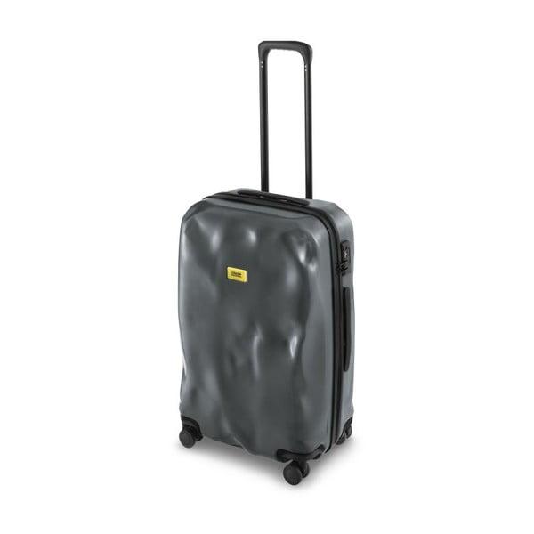 Cestovní kufr Ghost Grey, 85 l