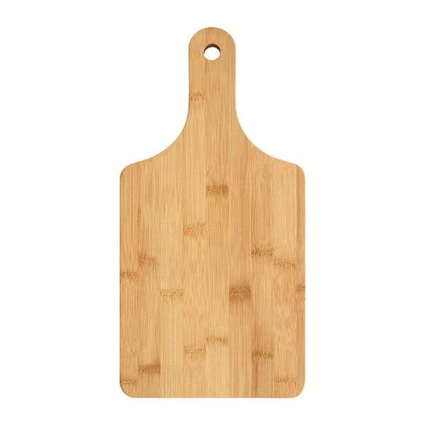 Kuchyňské krájecí prkénko z bambusu Premier Housewares, 35 x 18 cm