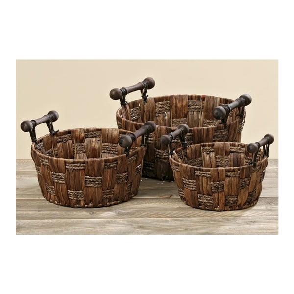Sada 3 košíků Abramo
