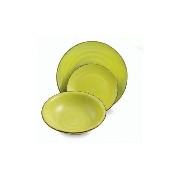 Talíř Baita zelený, 27 cm