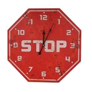 Nástěnné hodiny Stop