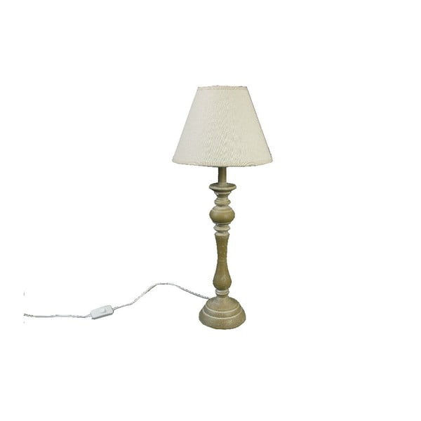 Stolní lampa Wood Natural, 48,5 cm