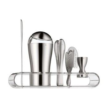 Set pentru prepararea cocktail-urilor din oțel inoxidabil Cromargan® WMF Loft Bar de la WMF