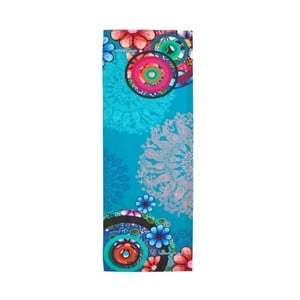 Běhoun na stůl DESIGUAL Handflower, 50x150 cm