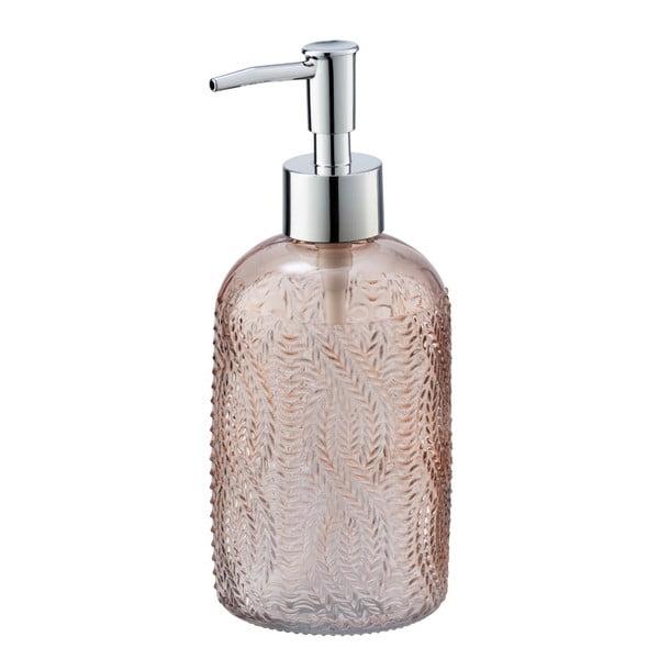 Vetro rózsaszín üveg szappanadagoló - Wenko