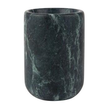 Vază din marmură Zuiver Cup, verde de la Zuiver