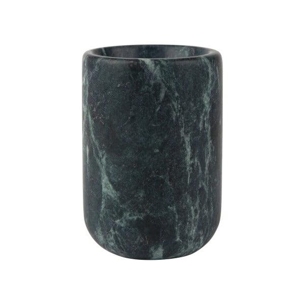 Vază din marmură Zuiver Cup, verde