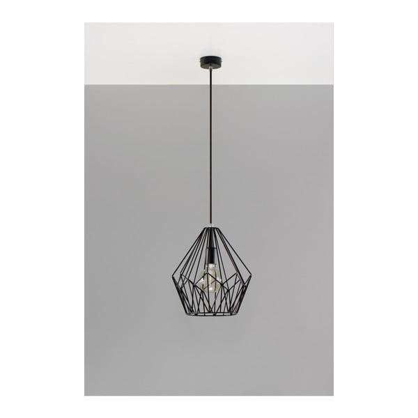 Lustră Nice Lamps Bogart Black