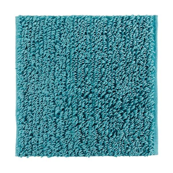 Koupelnová předložka Talin 60x60 cm, tyrkysová