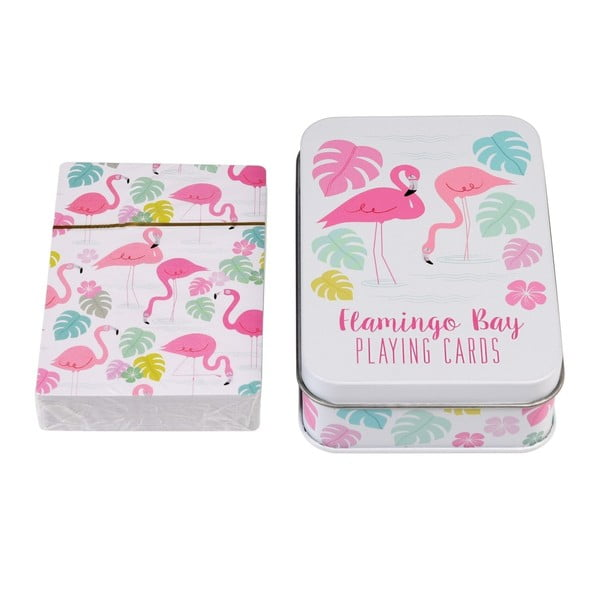Karty do gry Rex London Flamingo Bay