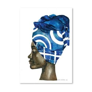 Poster African Pride II, 30 x 42 cm