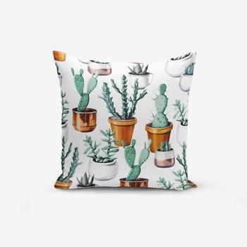 Față de pernă Minimalist Cushion Covers Cactus, 45 x 45 cm de la Minimalist Cushion Covers