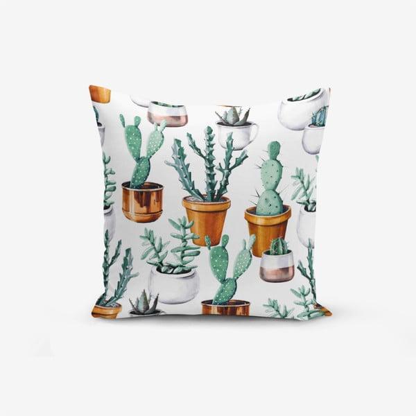 Față de pernă Minimalist Cushion Covers Cactus, 45 x 45 cm