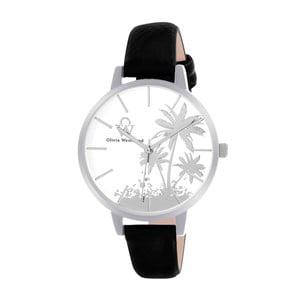 Dámské hodinky s řemínkem v černé barvě Olivia Westwood Lula