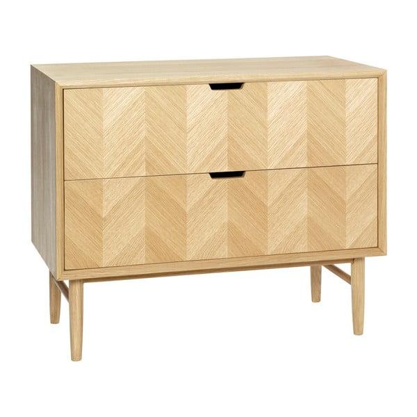 Comodă Hübsch Oak Dresser