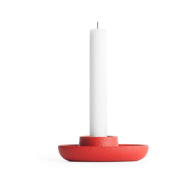 Aye Aye One Candle piros gyertyatartó - EMKO