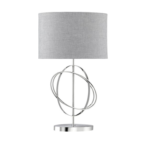 Stolní lampa Chrome