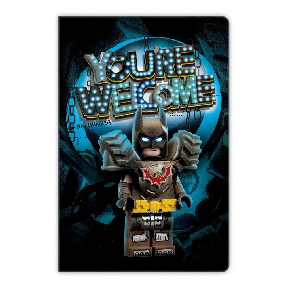 Zápisníků LEGO® Batman LEGO®