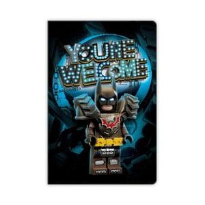 Zápisníků LEGO® Batman