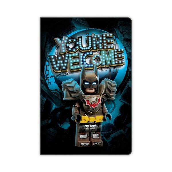 Caiet LEGO® Batman
