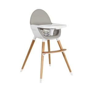 Dětská polohovací jídelní židle Tanuki NUUK Basic