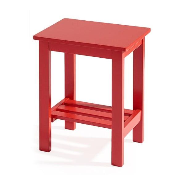Kávový stolek Kaos Red