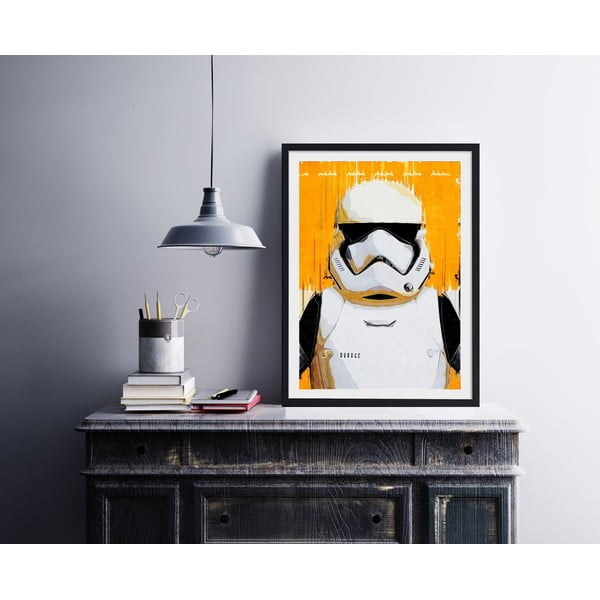 Poster Blue-Shaker Star Wars 73, 30 x 40 cm
