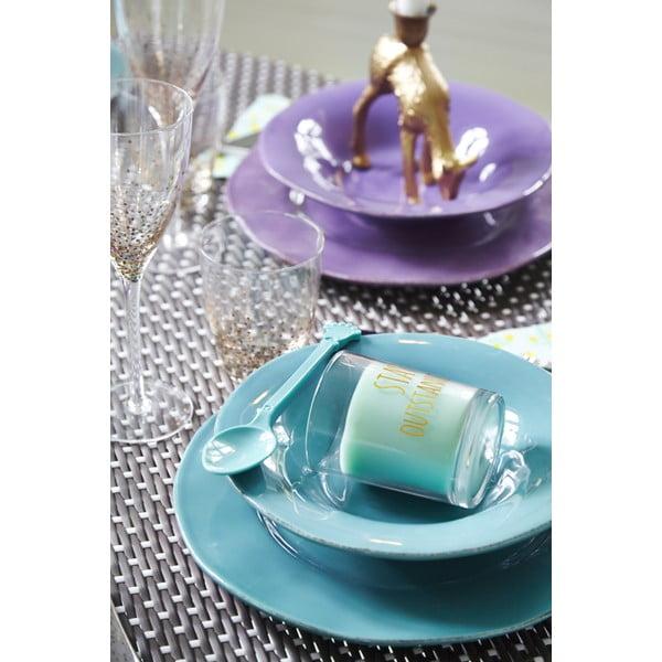 Keramický hluboký talíř Lavender