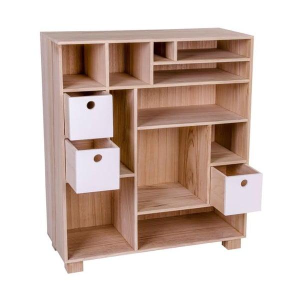 Dřevěná komoda House Nordic Livorno