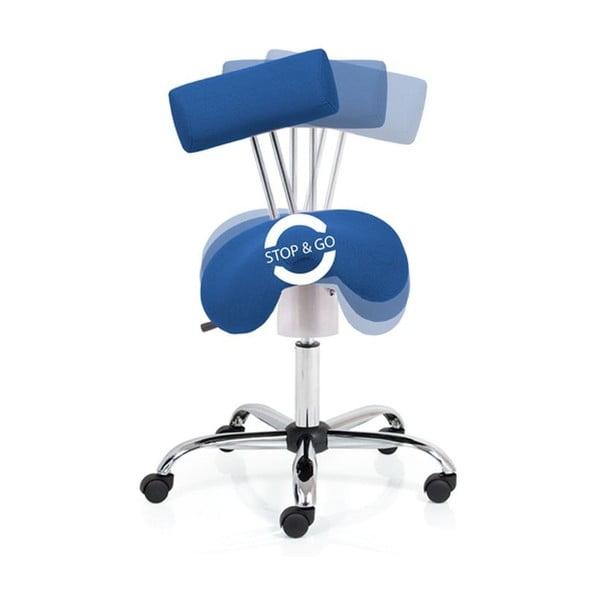 Kancelářské křeslo Ergo Flex, modré