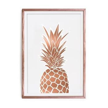 Tablou/poster înrămat Really Nice Things Pineapple, 40x60cm de la Really Nice Things