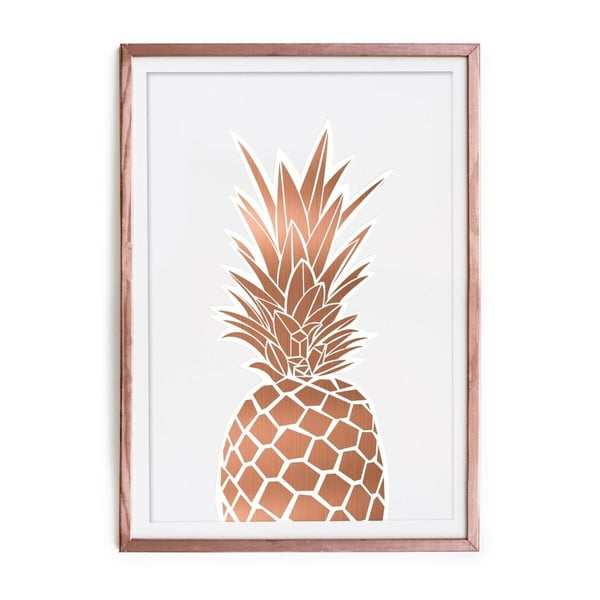 Obraz Really Nice Things Pineapple, 40 x 60 cm