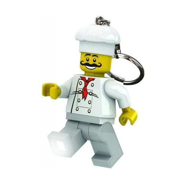 Svítící klíčenka LEGO Kuchař